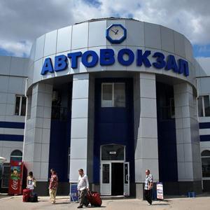 Автовокзалы Боковской