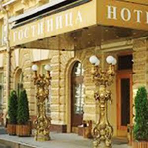 Гостиницы Боковской