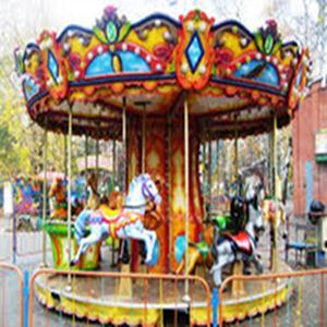 Парки культуры и отдыха Боковской